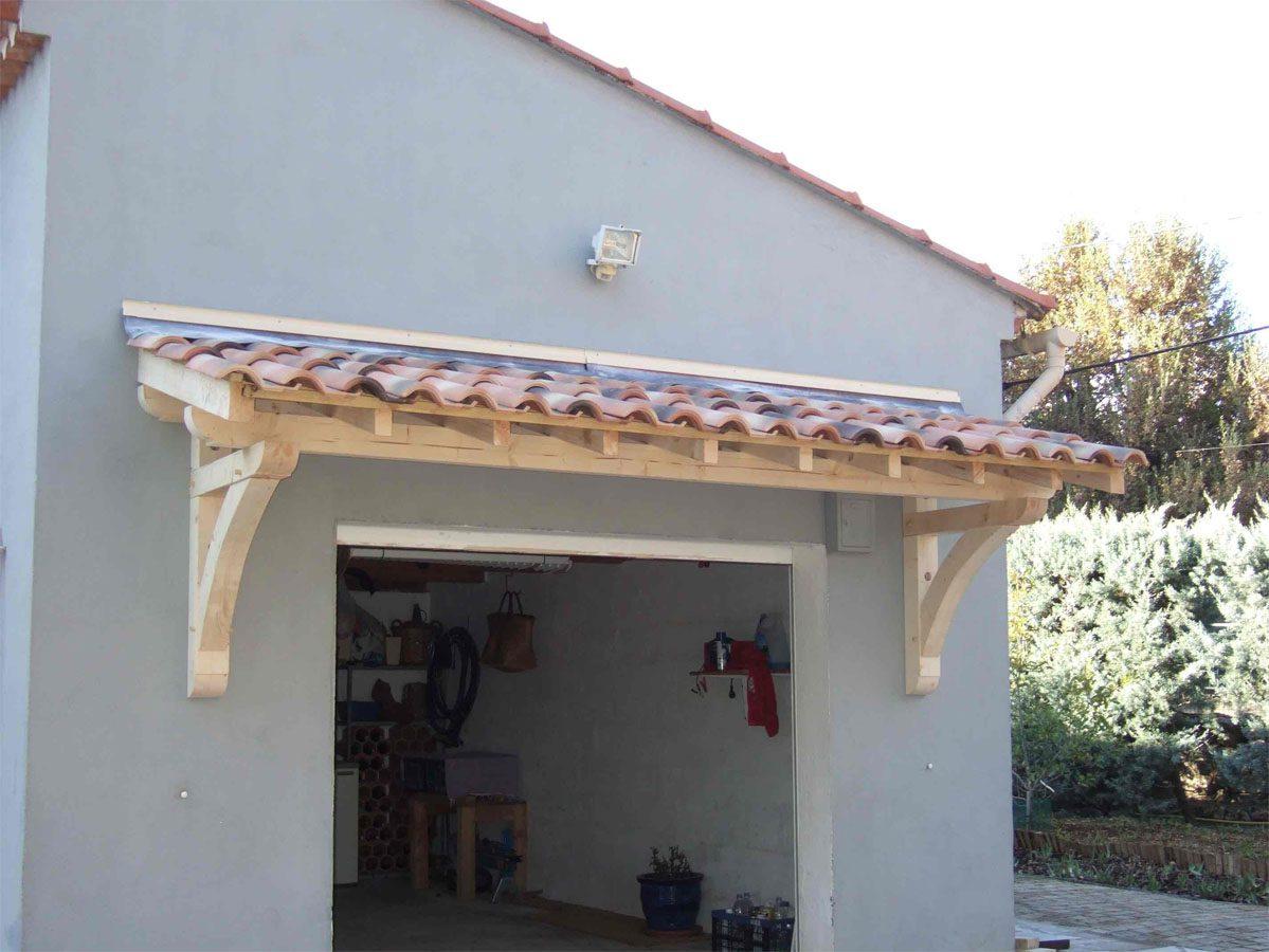 Auvent de garage